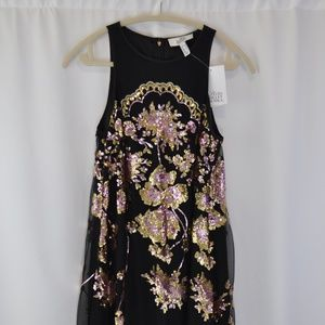 NWT Badgley Mischka Tatiana Dress - 4